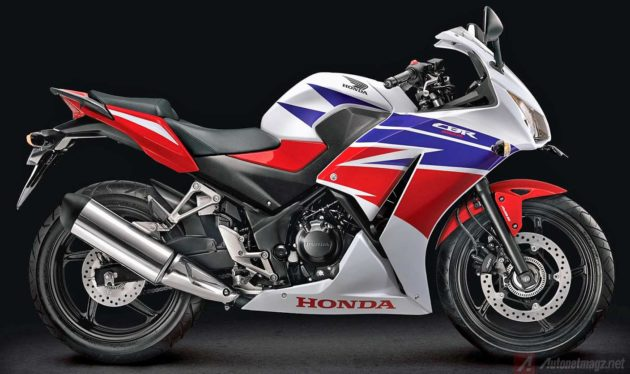 Honda CBR250R baru 2014