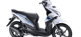 Striping Baru Honda Beat