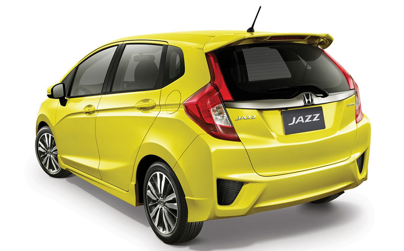 Honda Jazz 2014 Indonesia