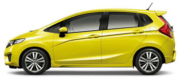 Honda Jazz 2015 Indonesia