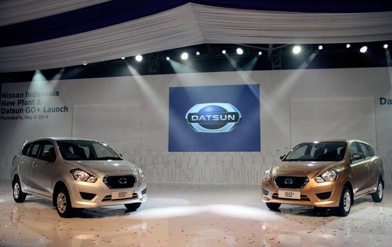 Datsun, Datsun GO+ Panca Silver dan Bronze: Akhirnya Datsun GO+ Panca Resmi Mengaspal!
