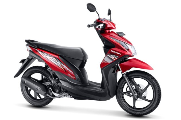 New Honda Beat 2014