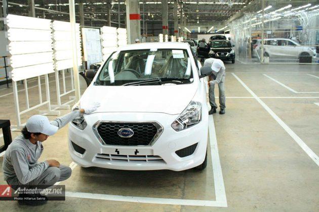 Pabrik baru kedua Nissan Indonesia produksi Datsun GO+