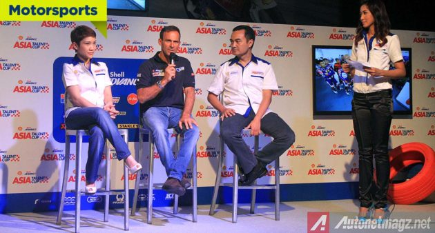 Shell Advance Asia Talent Cup 2014 Press Conference
