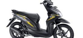 Honda Beat striping Baru 2014