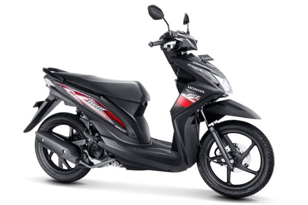 Striping Honda Beat Baru