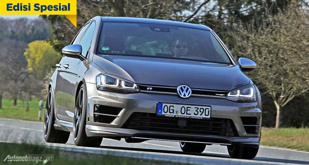 International, VW Golf R Oettinger 2014: VW Golf R Oettinger Memiliki Performa Layaknya Supercar [with Video]