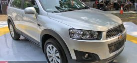 Chevrolet Captiva facelift review