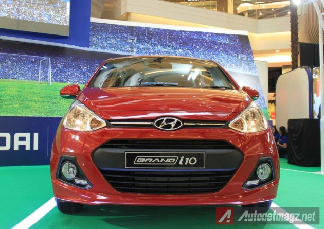 2014 Hyundai Grand i10 indonesia