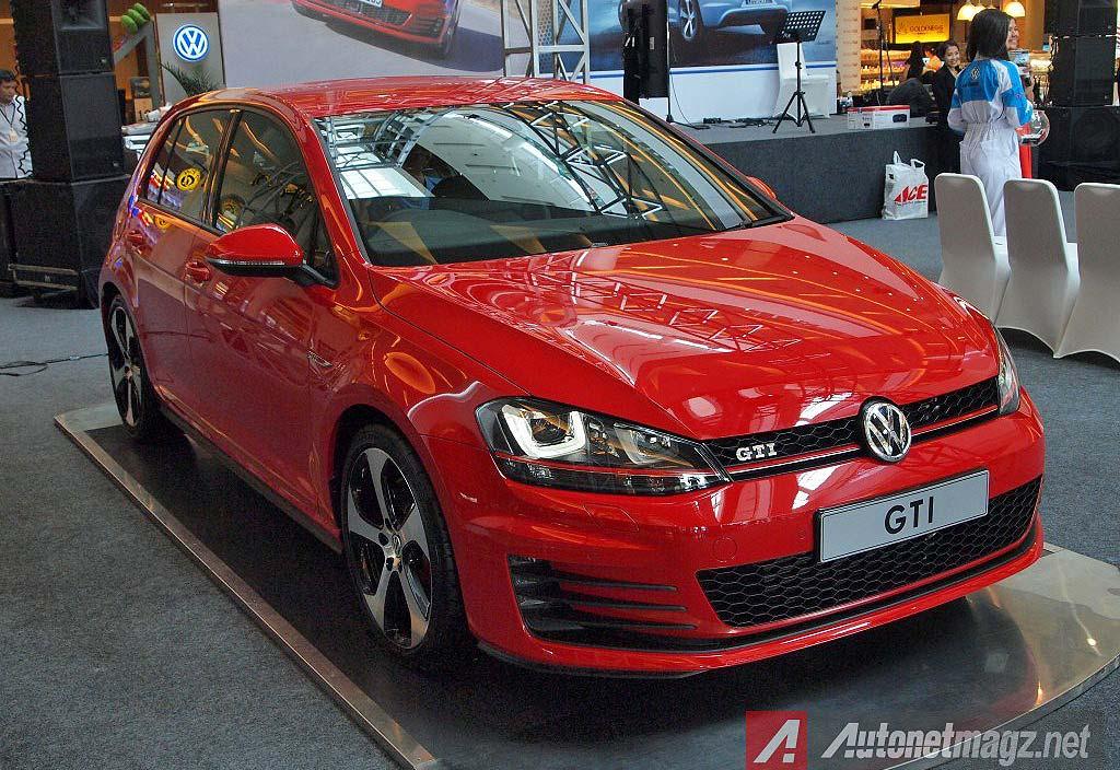 2014 VW Golf GTI Indonesia