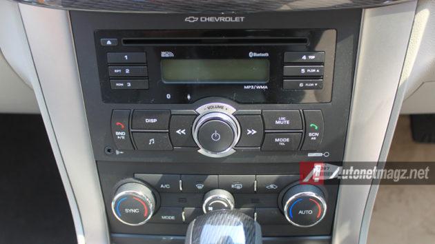2015 Chevrolet Captiva Facelift audio