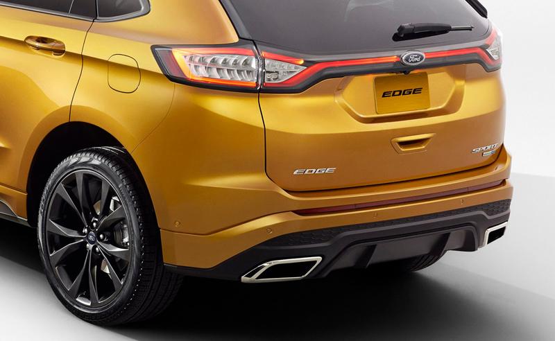 Ford Edge Indonesia Autonetmagz Review Mobil Dan Motor Baru Indonesia