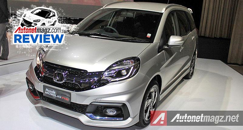 Body Kit Honda Mobilio Rs Review Autonetmagz Review Mobil Dan