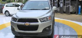 2014 Chevrolet Captiva Indonesia