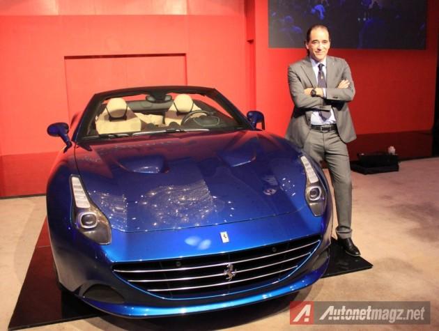 Ferrari California T Indonesia