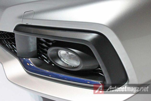 Fog lamp baru Honda Mobilio RS