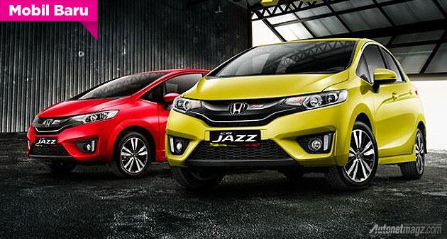 Harga Honda Jazz 2014 Baru Mulai Dari 199 Juta Rupiah Autonetmagz