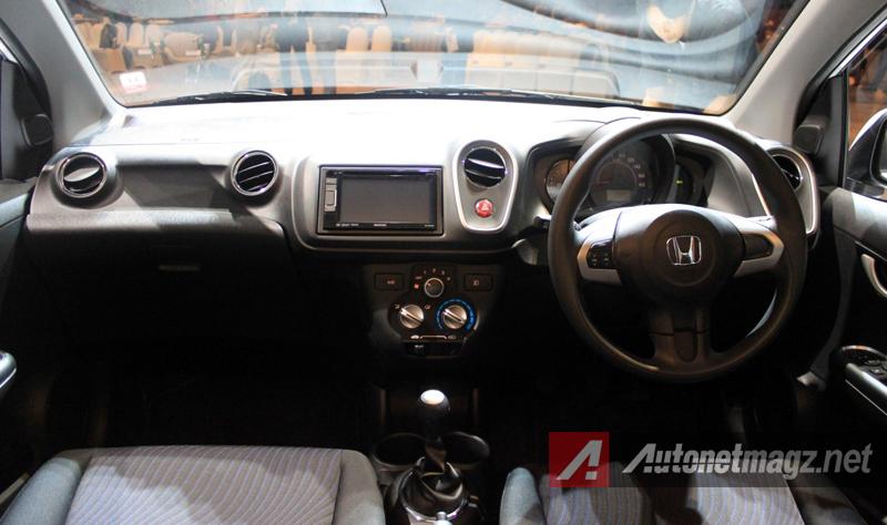 Honda Mobilio RS Dasbor