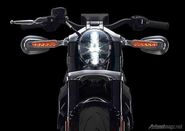 LiveWIRE nama motor listrik dari Harley-Davidson