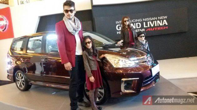 New Nissan Grand Livina Highway Star Autech 2014
