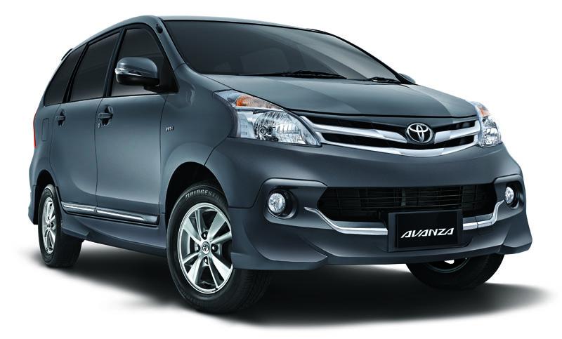 New Toyota Avanza Luxury