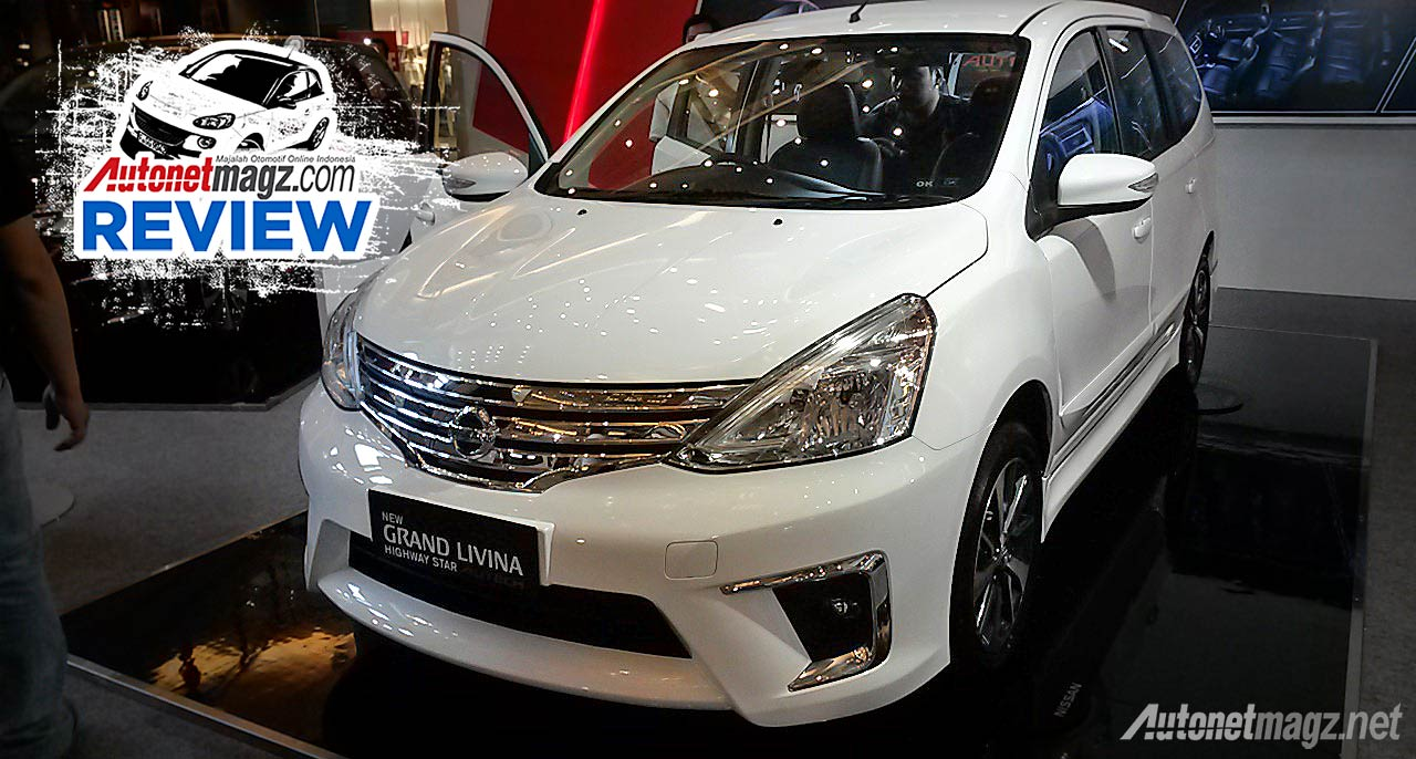 Nissan Grand Livina HWS Autech review
