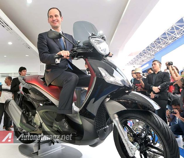 Piaggio Beverly 2014 Indonesia
