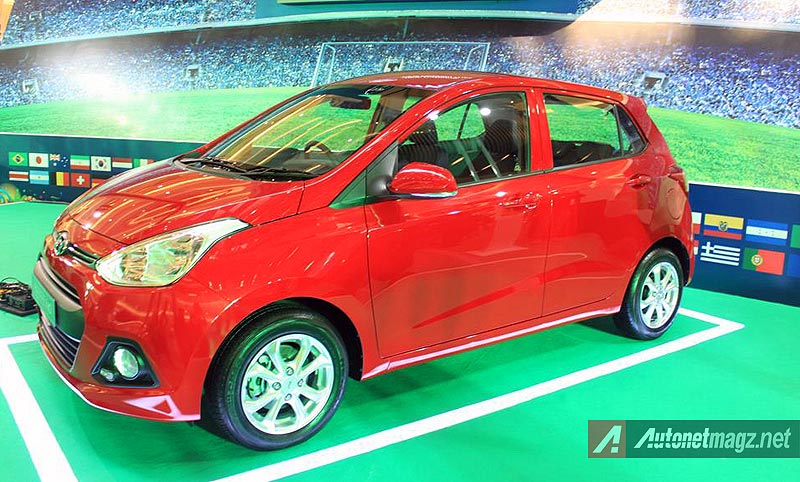 Spesifikasi Hyundai Grand i10 Indonesia