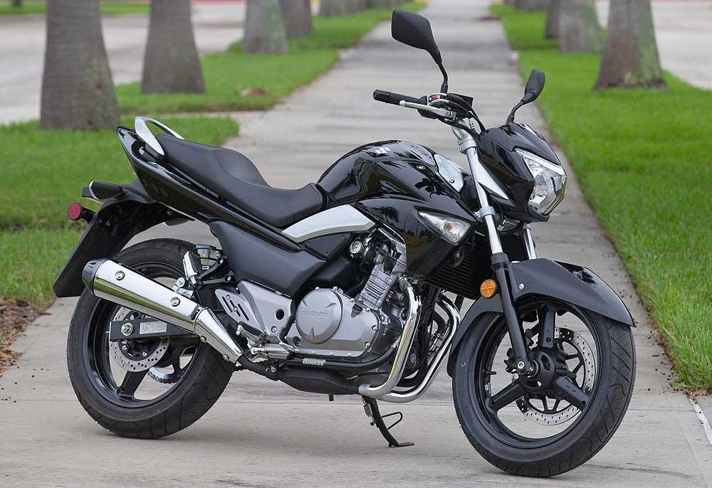 Suzuki Inazuma 250 cc di diskon besar