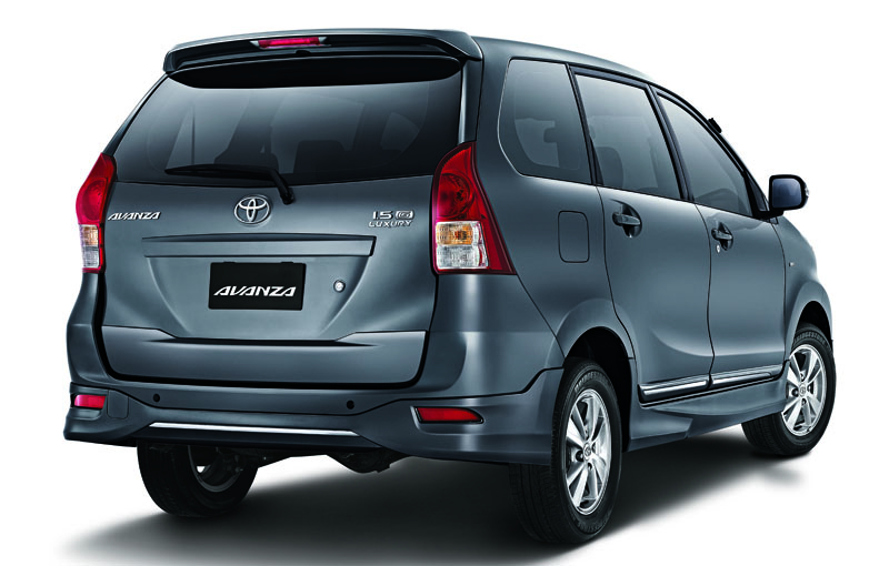 Toyota Avanza Luxury Abu Abu Autonetmagz Review Mobil