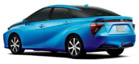 2015 Toyota FCV Fuell Cell Hydrogen Vehicle