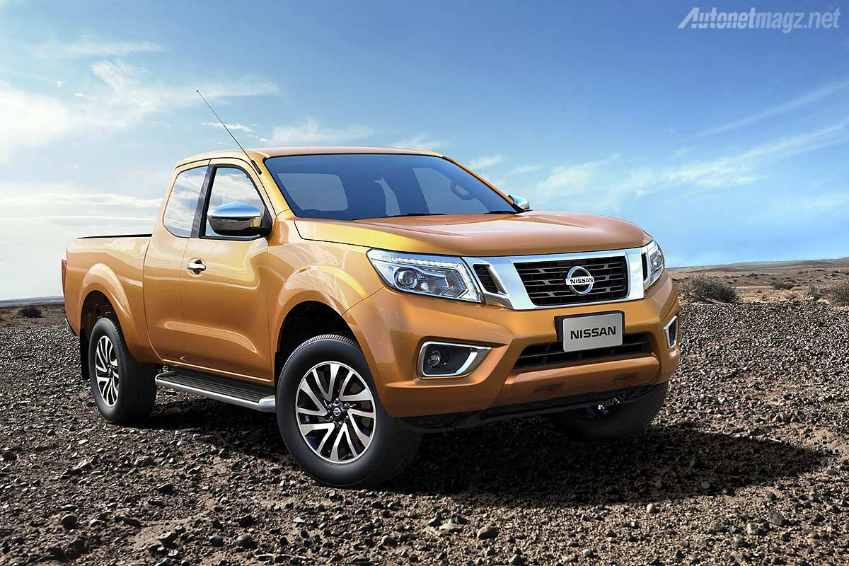Wallpaper Nissan Navara 2015