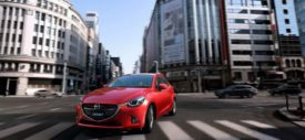 All New Mazda 2 2015 Indonesia