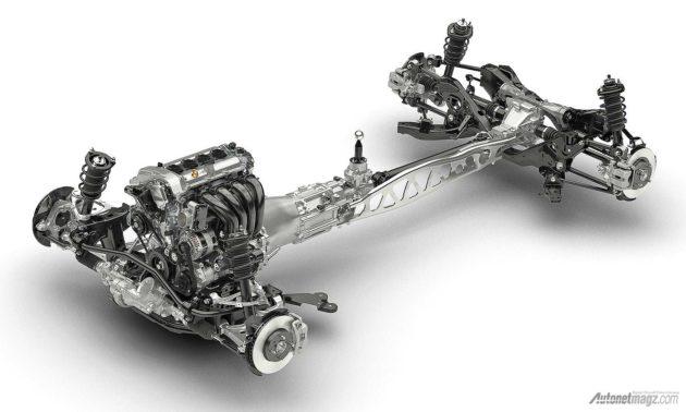 2015 Mazda MX5 SkyActiv Chassis