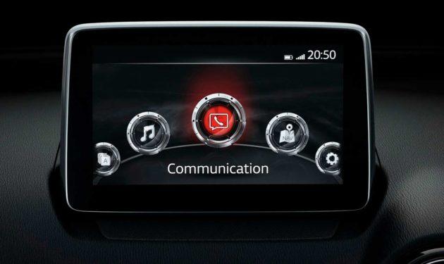 2015-Mazda2-Display