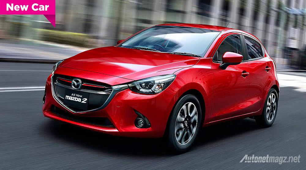 All New Mazda 2 Demio 2015