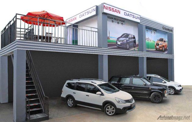 Bengkel resmi dan posko mudik Nissan Datsun 2014