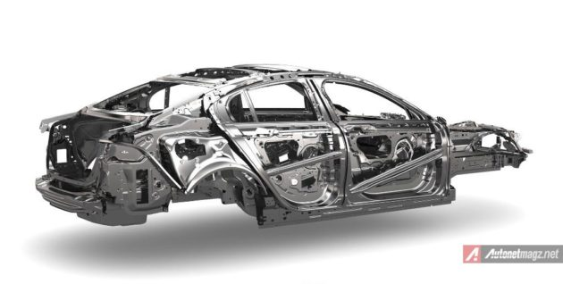Chassis-Jaguar-XE