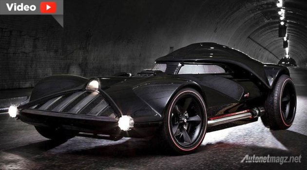 Darth Vader Cars from Hot Wheels