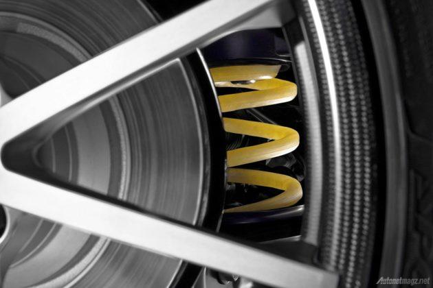 Fiber glass coil springs from Audi
