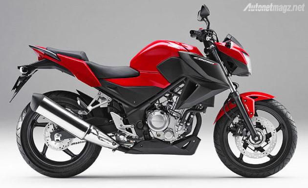 Honda CB250F 2015