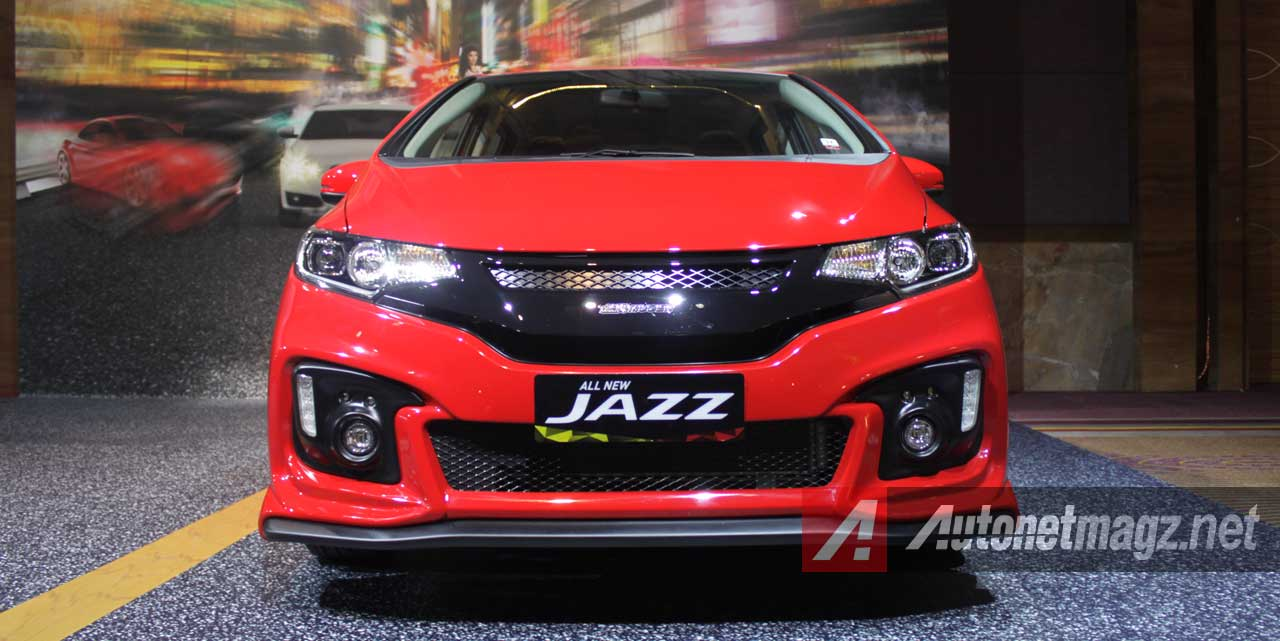 Honda, Honda-Jazz-Mugen-Versi-Indonesia: First Impression Review Honda Jazz Mugen 2014 by AutonetMagz