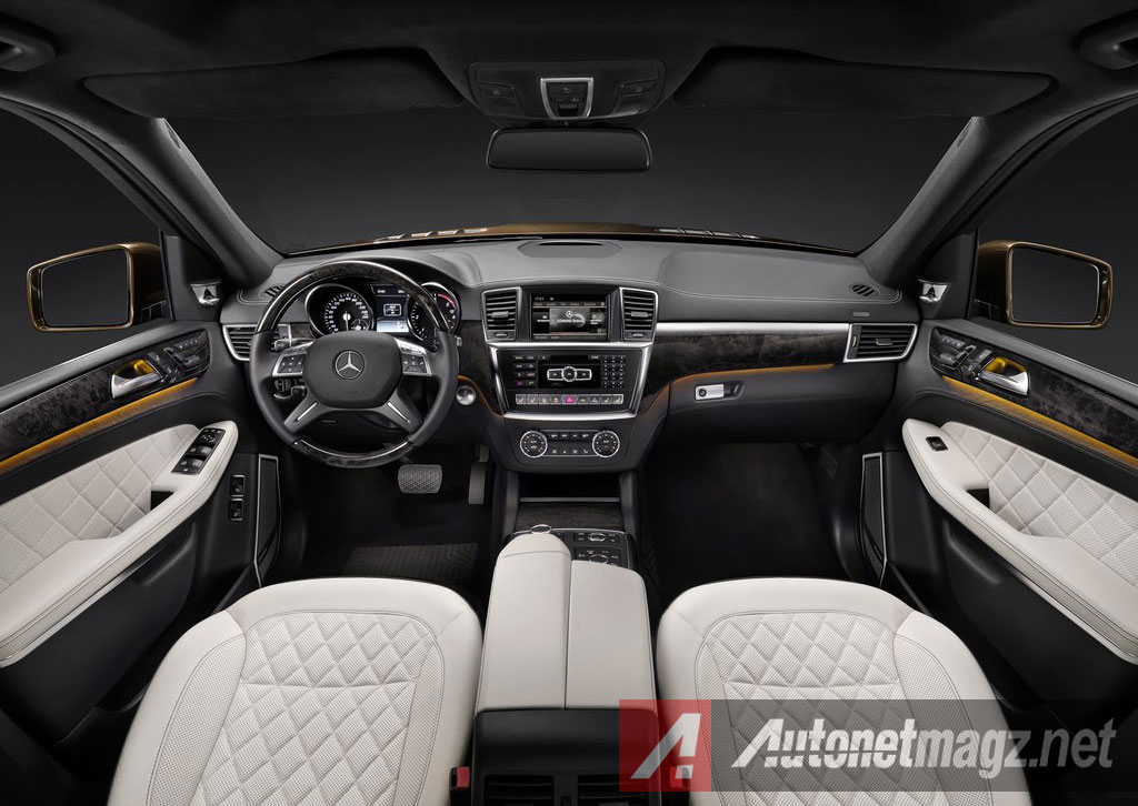 , Interior-Mercedes-GL-400: Interior-Mercedes-GL-400
