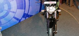 New Yamaha Byson 2014 fuel injection