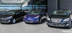 Kualitas mobil Hyundai mendapatkan penghargaan award JD Power
