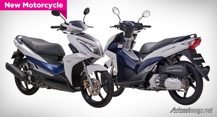 Suzuki Impulse  Indonesia