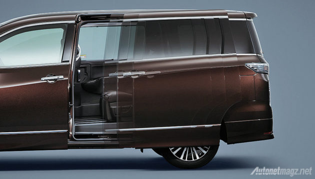 Nissan Elgrand HWS High Way Star 2014