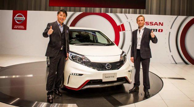 Nissan Note Sport