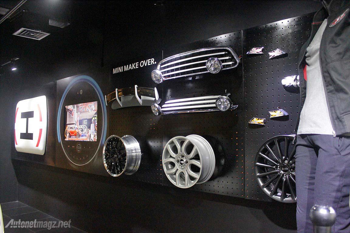 Mini Cooper Accessories 2013 >> Mini Cooper S 2013 Di Mini Showroom Grand Indonesia Jakarta