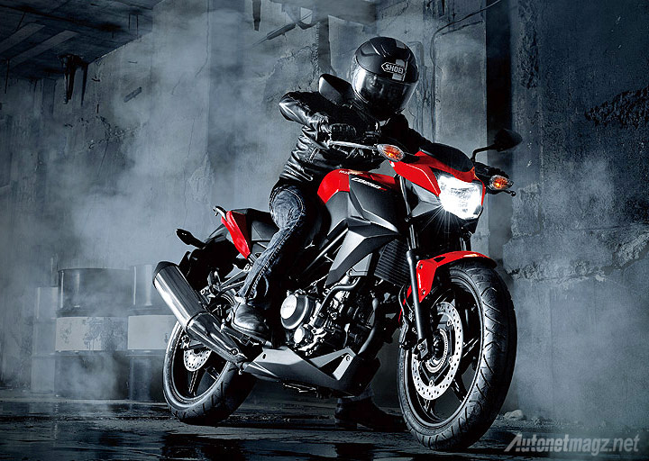 ... All New Honda Tiger 2015: New Honda CB250F Akankah Menjadi Honda Tiger